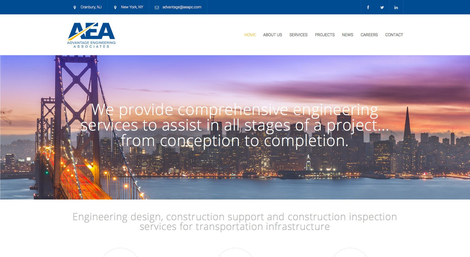 aea home page