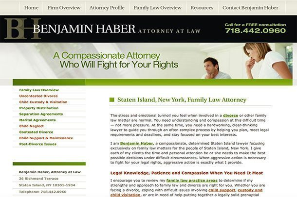 Staten Island Family Law Attorney